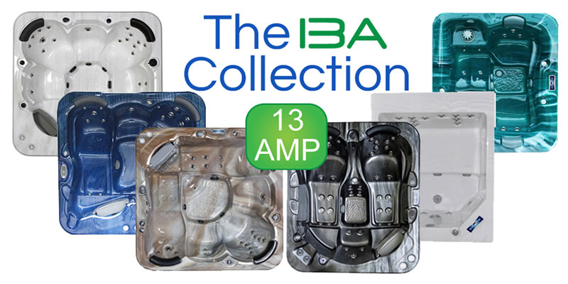 13 Amp Options Available